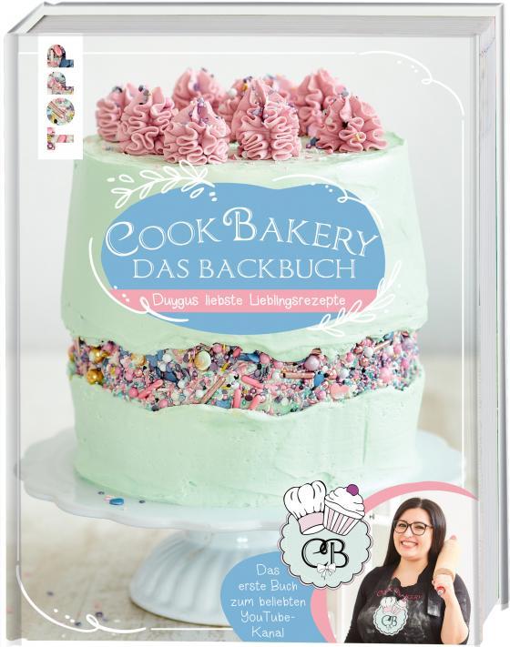 Cover-Bild CookBakery. Das Backbuch
