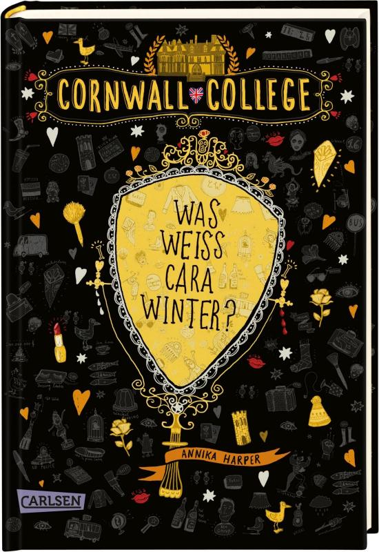 Cover-Bild Cornwall College 3: Was weiß Cara Winter?
