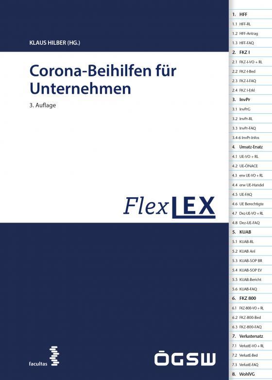 Cover-Bild Corona-Beihilfen für Unternehmen
