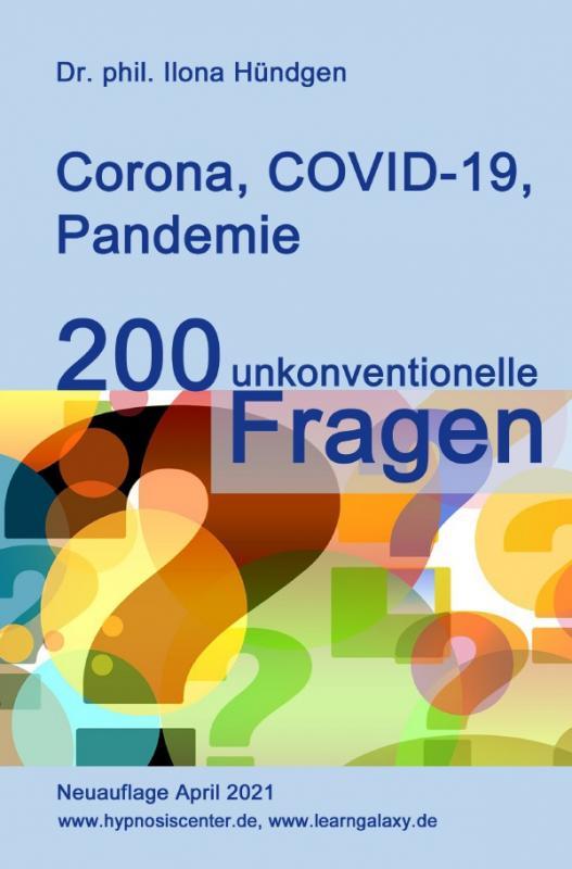 Cover-Bild Corona, COVID-19, Pandemie