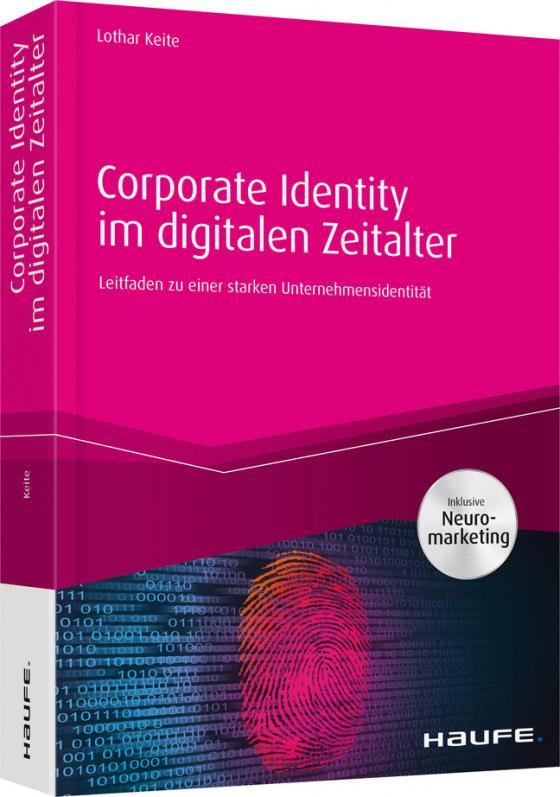 Cover-Bild Corporate Identity im digitalen Zeitalter - inkl. Arbeitshilfen online