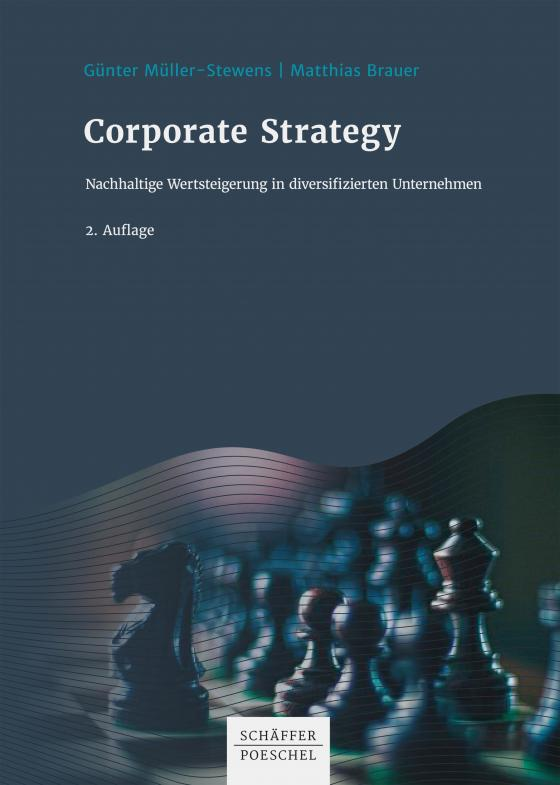 Cover-Bild Corporate Strategy