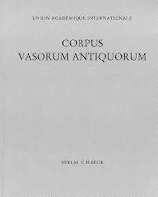 Cover-Bild Corpus Vasorum Antiquorum Deutschland Bd. 106: Dresden Band 4