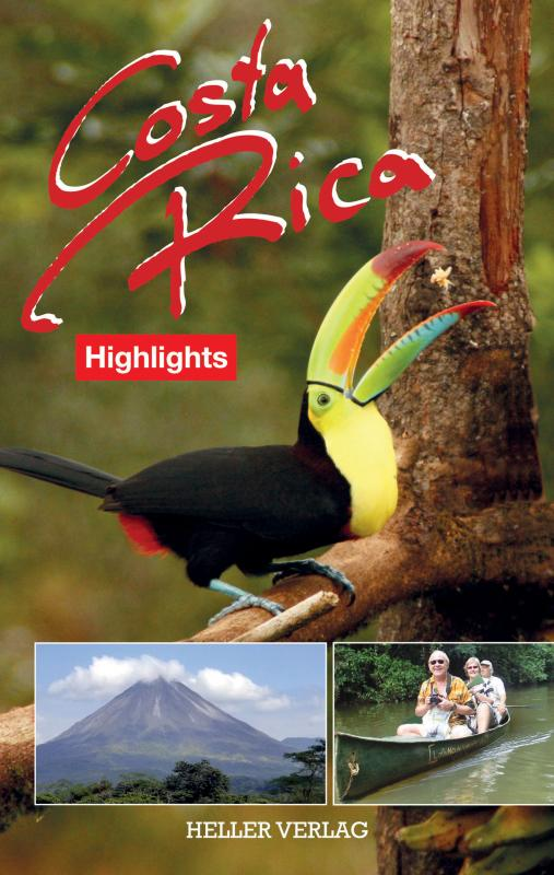 Cover-Bild Costa Rica Highlights
