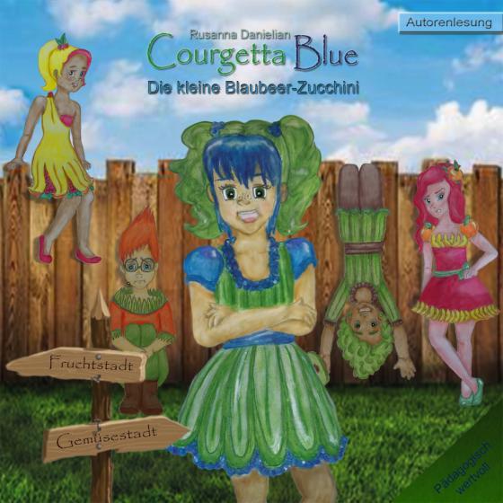 Cover-Bild Courgetta Blue