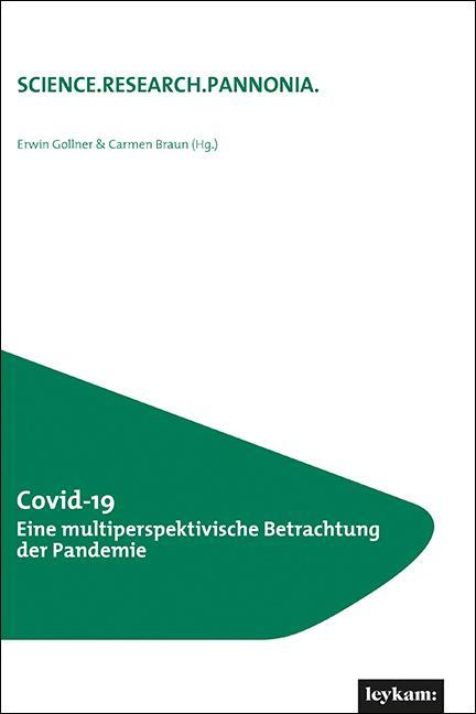 Cover-Bild Covid-19 Eine multiperspektivische Betrachtung der Pandemie