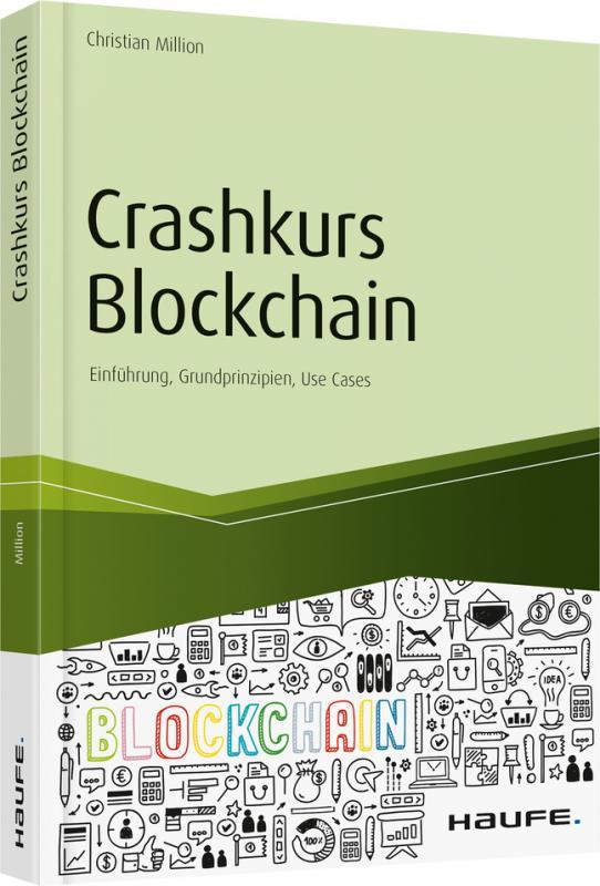 Cover-Bild Crashkurs Blockchain - inkl. Arbeitshilfen online