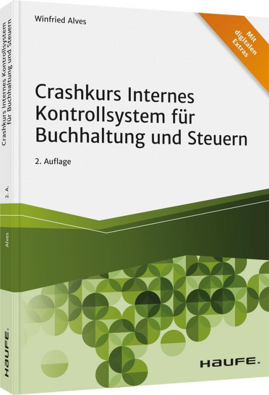 Cover-Bild Crashkurs Internes Kontrollsystem für Buchhaltung und Steuern
