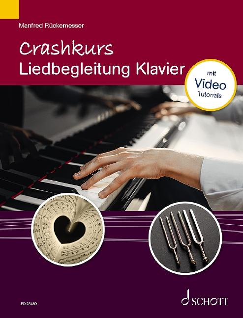 Cover-Bild Crashkurs Liedbegleitung