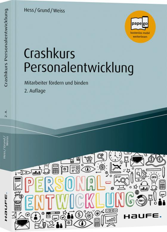 Cover-Bild Crashkurs Personalentwicklung