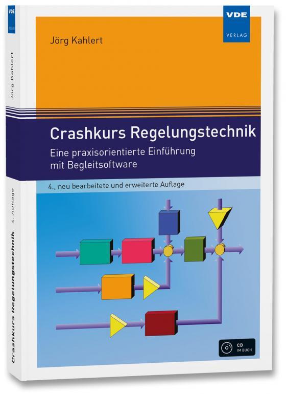 Cover-Bild Crashkurs Regelungstechnik