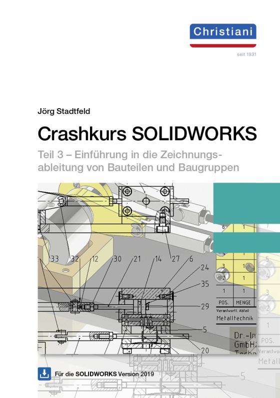 Cover-Bild Crashkurs SolidWorks - Teil 3
