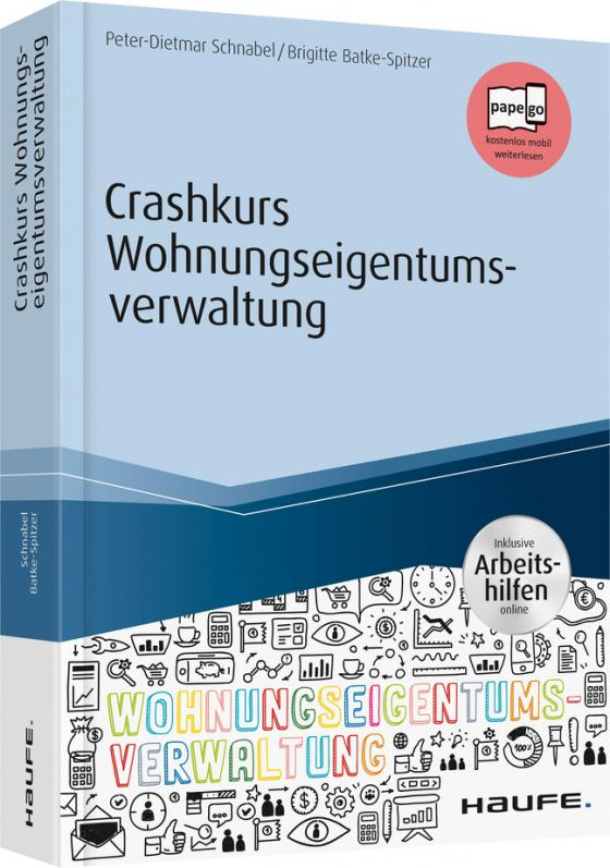 Cover-Bild Crashkurs Wohnungseigentumsverwaltung - inkl. Arbeitshilfen online