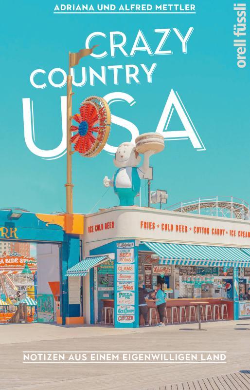 Cover-Bild Crazy Country USA