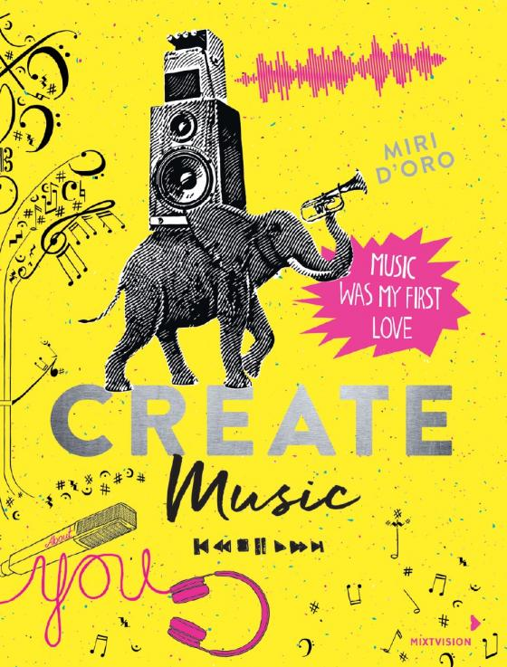 Cover-Bild Create Music