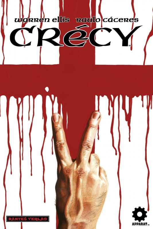 Cover-Bild Crécy