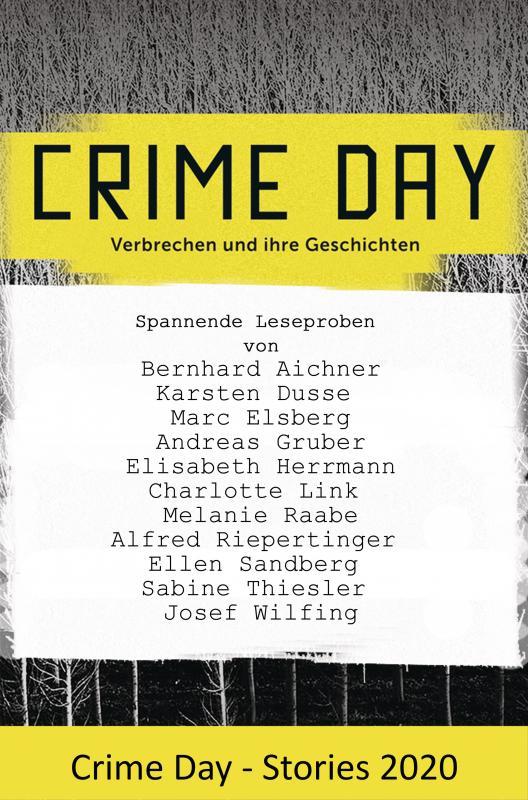 Cover-Bild CRIME DAY - Stories 2020