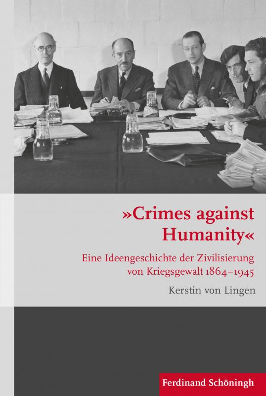 "Cover-Bild ""Crimes against Humanity"""