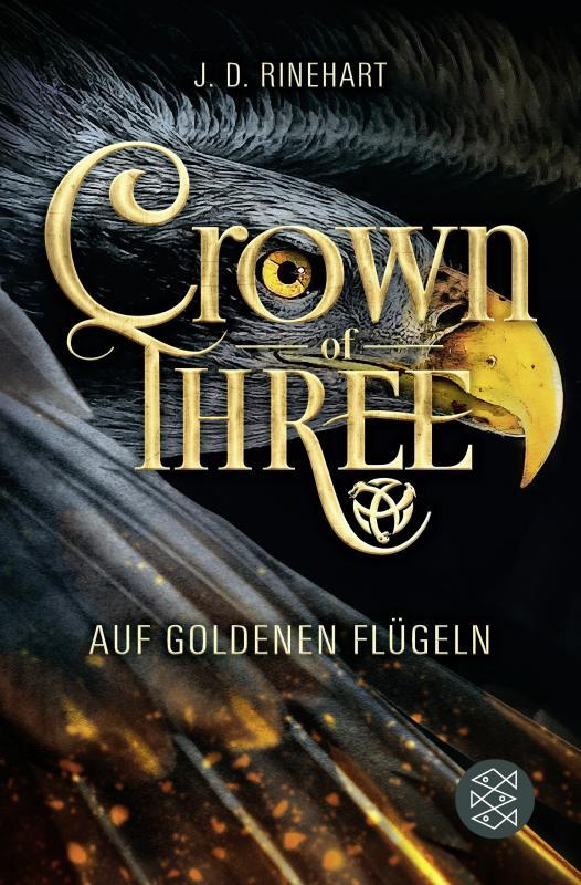 Cover-Bild Crown of Three – Auf goldenen Flügeln (Bd. 1)