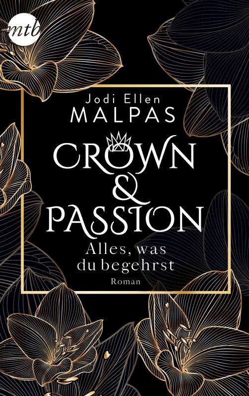Cover-Bild Crown & Passion - Alles, was du begehrst