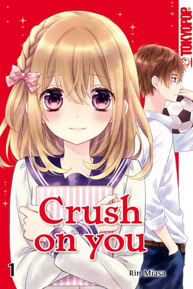 Cover-Bild Crush on you 01