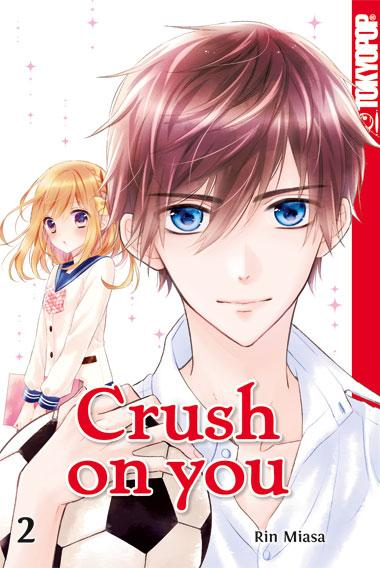 Cover-Bild Crush on you 02