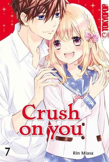 Cover-Bild Crush on you 07