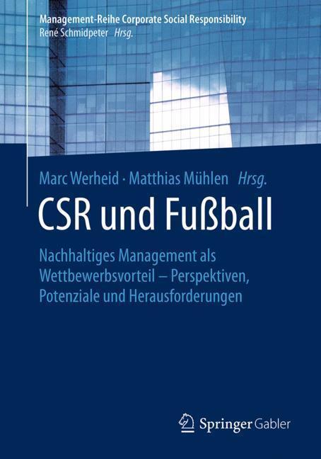 Cover-Bild CSR und Fußball