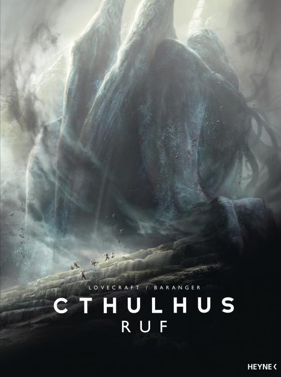 Cover-Bild Cthulhus Ruf