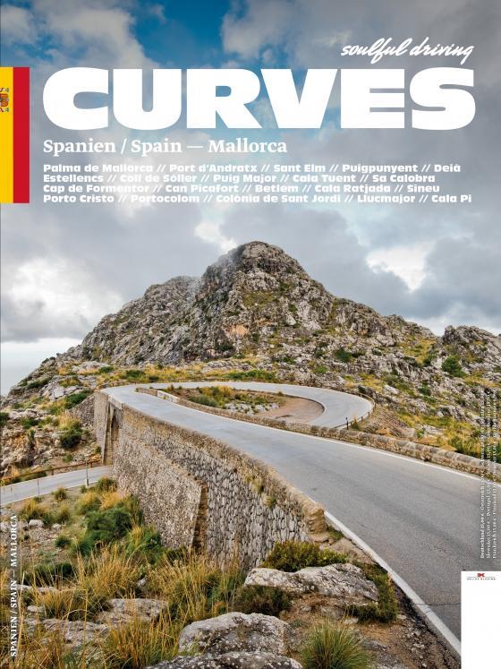 Cover-Bild CURVES Mallorca