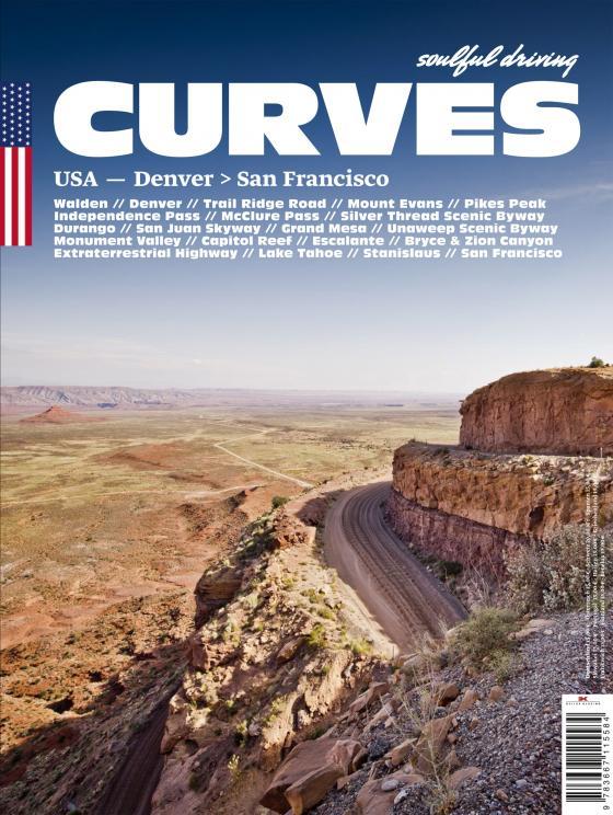Cover-Bild CURVES USA Denver – San Francisco
