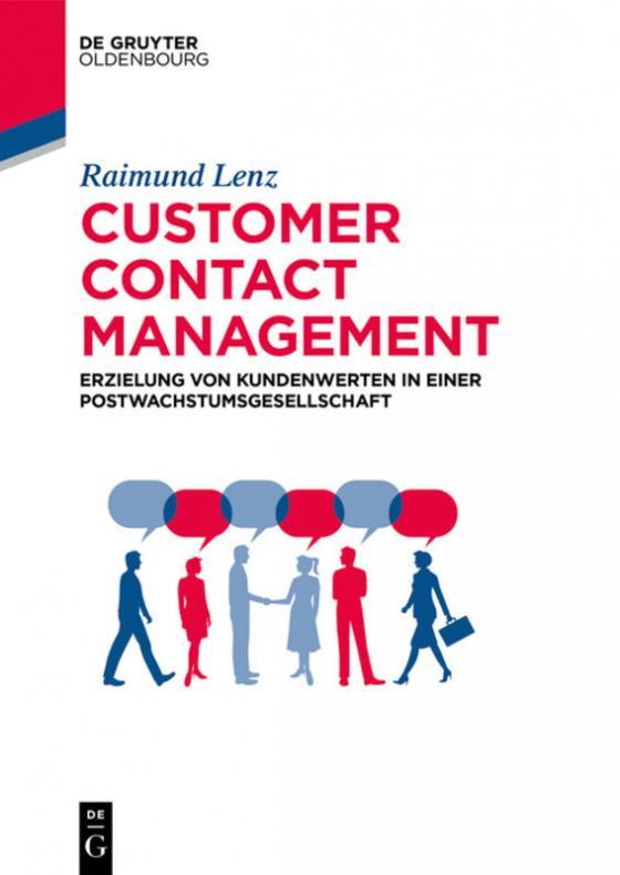 Cover-Bild Customer Contact Management