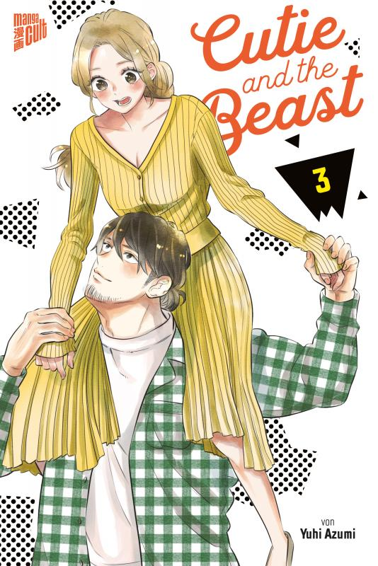Cover-Bild Cutie and the Beast 3