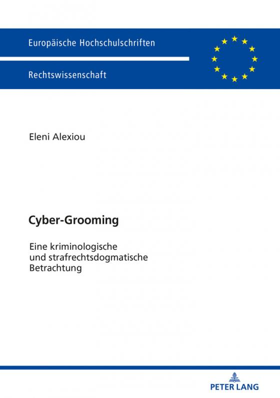 Cover-Bild Cyber-Grooming