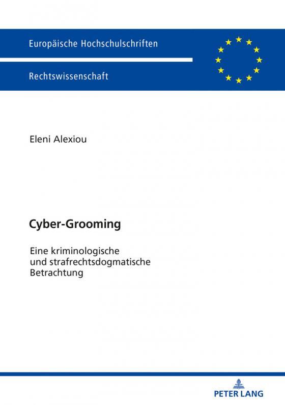 Cover-Bild Cyber-Grooming