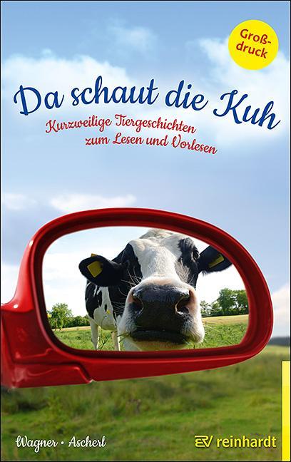 Cover-Bild Da schaut die Kuh