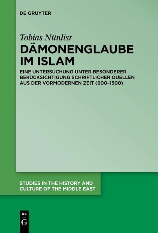 Cover-Bild Dämonenglaube im Islam