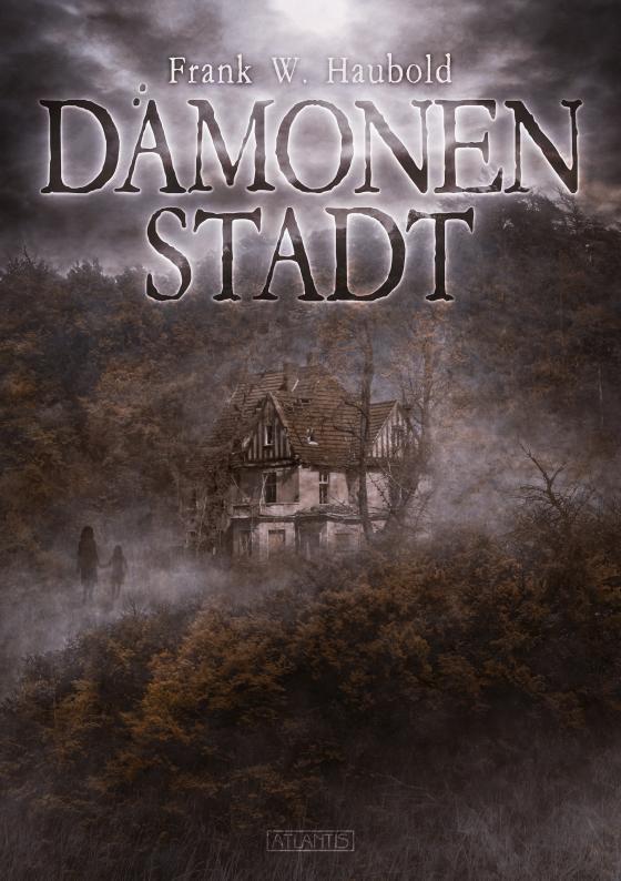 Cover-Bild Dämonenstadt