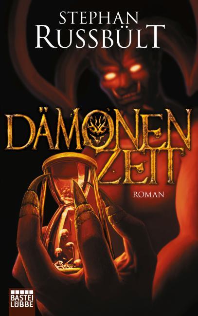 Cover-Bild Dämonenzeit