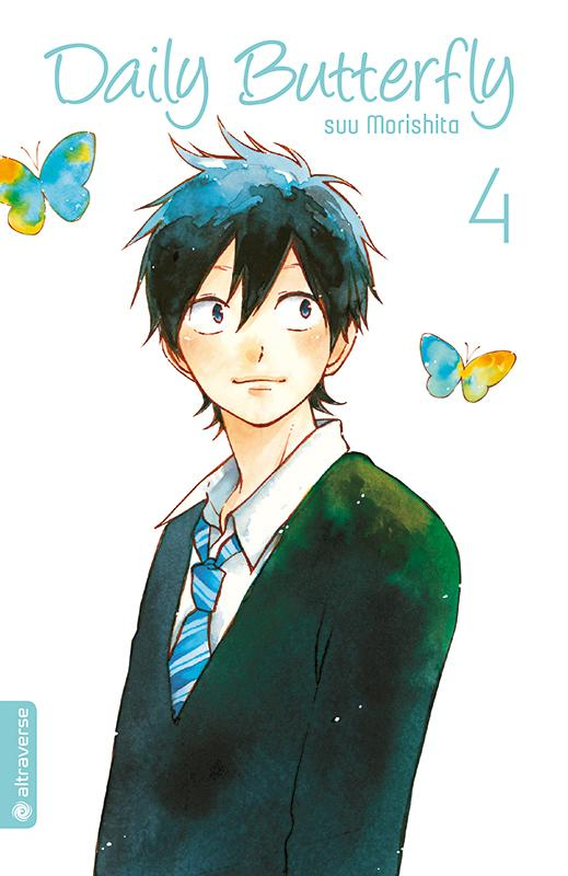 Cover-Bild Daily Butterfly 04