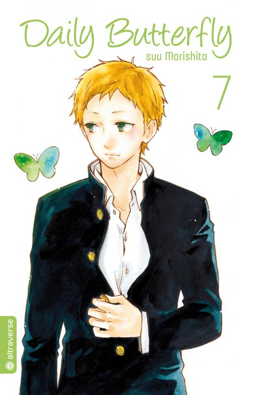 Cover-Bild Daily Butterfly 07