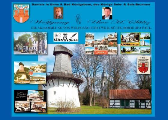 Cover-Bild Damals in Unna & Bad Königsborn, des Königs Sole- und Salzbrunnen