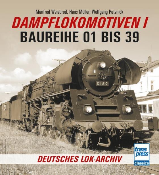 Cover-Bild Dampflokomotiven I