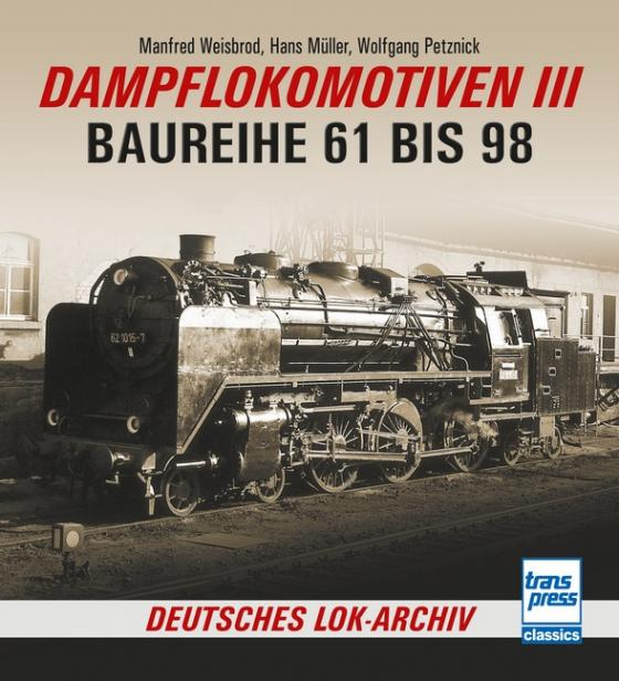 Cover-Bild Dampflokomotiven III