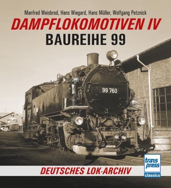 Cover-Bild Dampflokomotiven IV