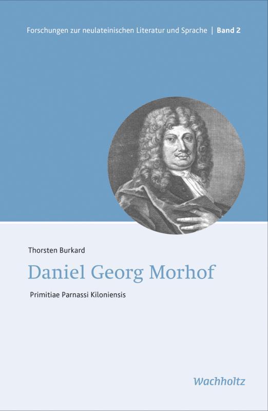 Cover-Bild Daniel Georg Morhof