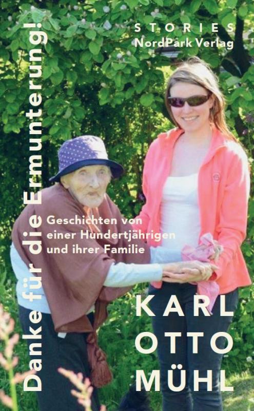 Cover-Bild Danke für die Ermunterung!
