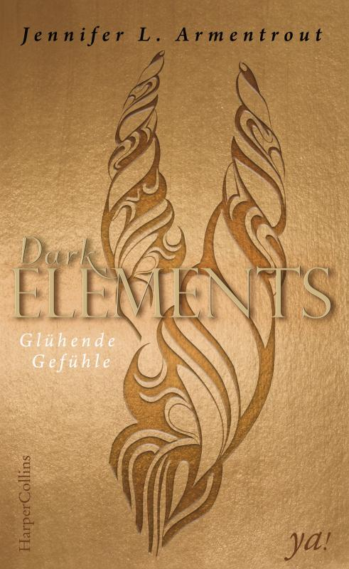 Cover-Bild Dark Elements 4 - Glühende Gefühle