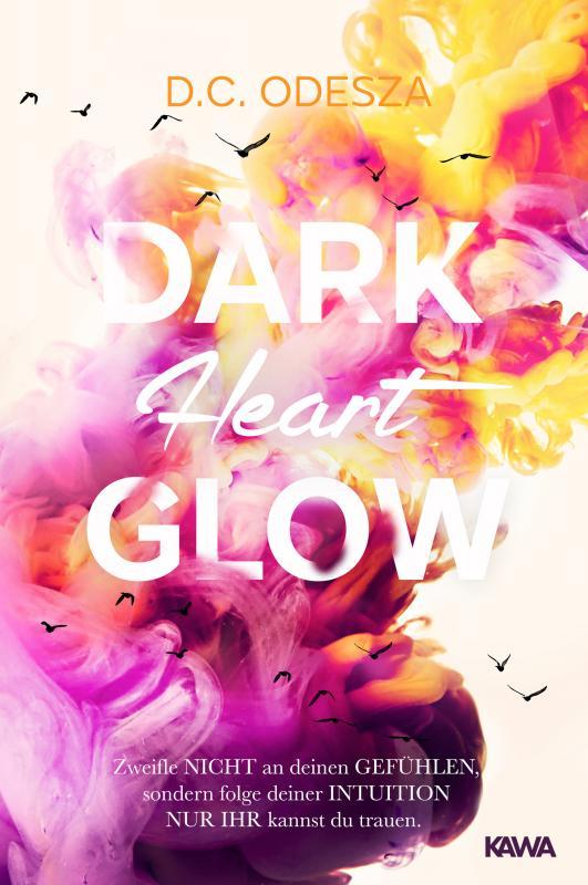Cover-Bild DARK Heart GLOW