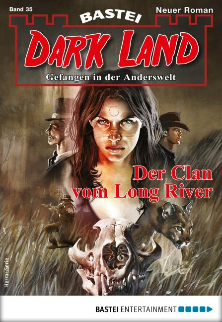 Cover-Bild Dark Land 35 - Horror-Serie